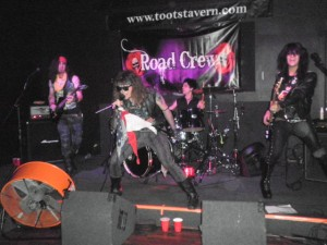 Road Crew Stage Banner