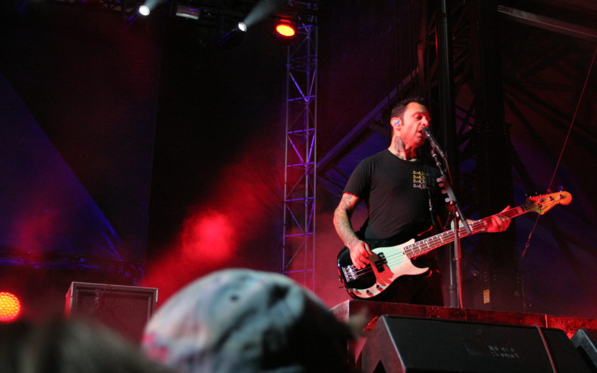 Self Help Festival Detroit 2017 Rise Against