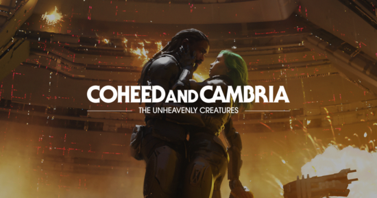 Image result for coheed and cambria vaxis – act i the unheavenly creatures