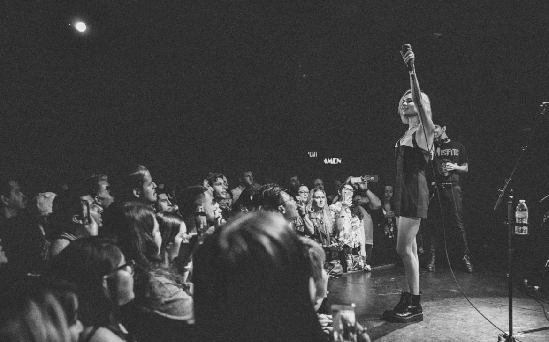 Nina Nesbitt Live @ The Roxy - Indie Band Guru