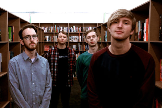 Pop punk band Telltale are releasing a new EP